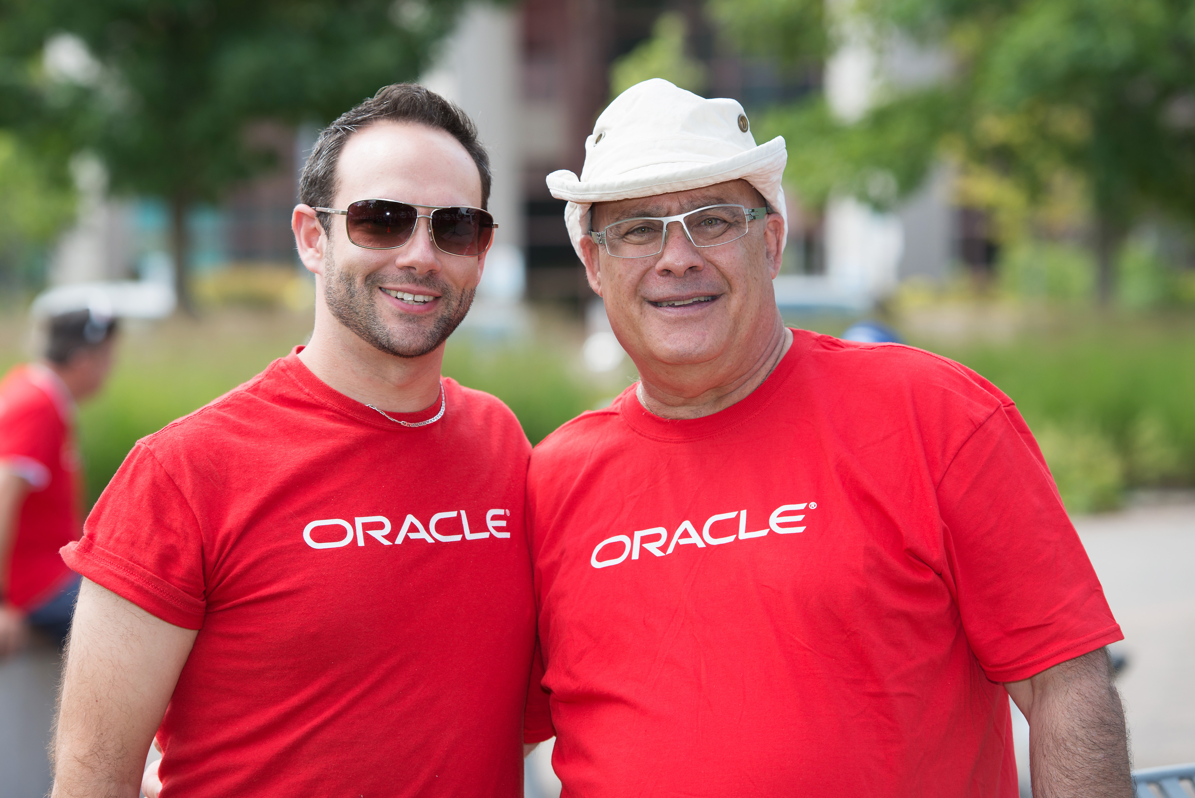 Oracle and Yellow Brick House Event